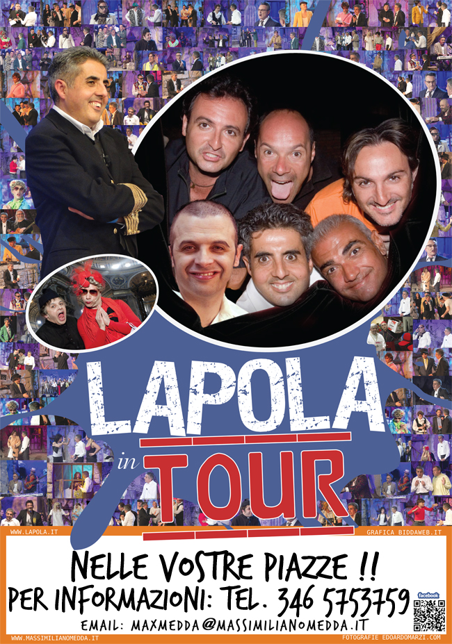 LAPOLA in TOUR